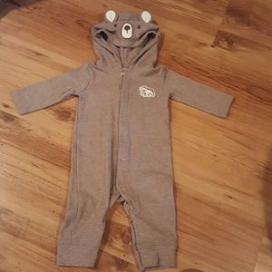 Gymboree Bear Onesie